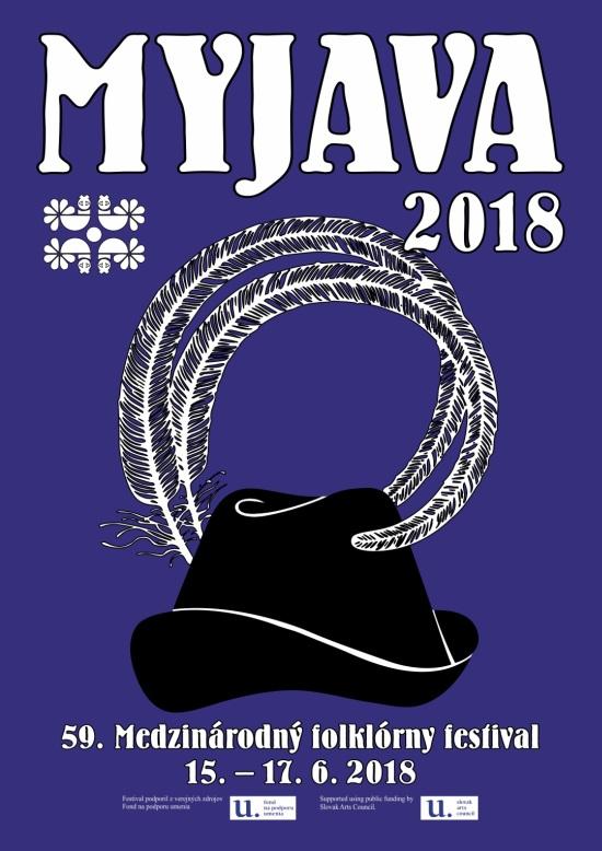 picture Medzinárodný folklórny festival MYJAVA 2018