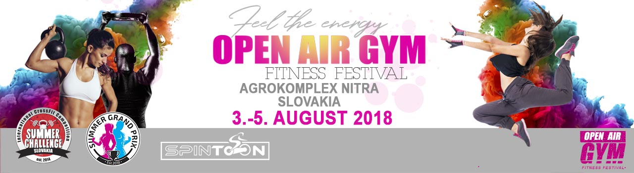 picture Open Air Gym Fitness Festival