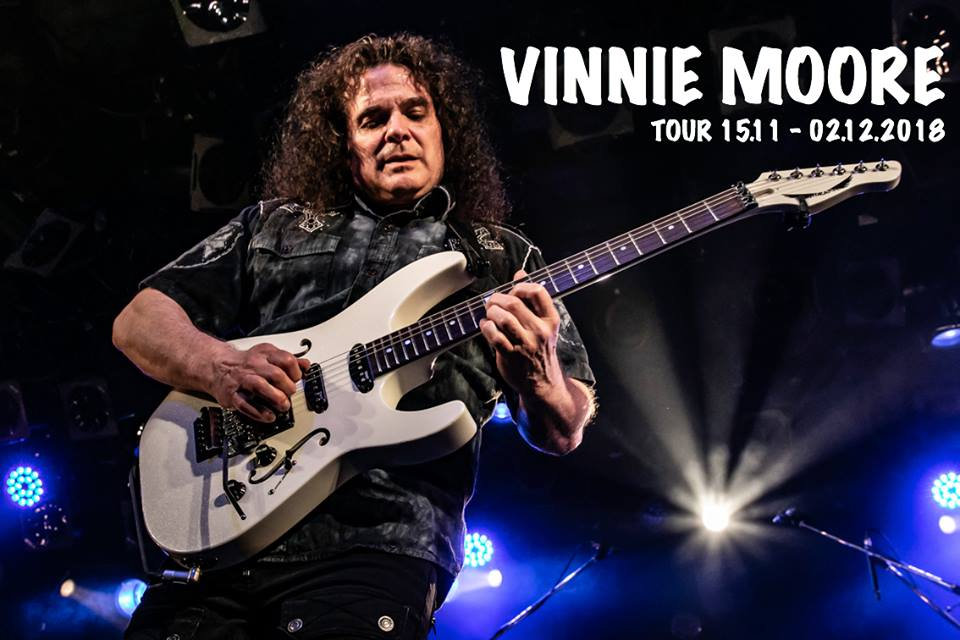 picture Vinnie Moore Tour 2018