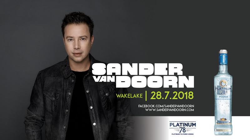 picture Sander Van Doorn