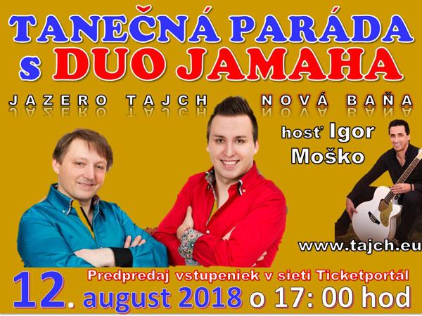 picture Duo Jamaha na Tajchu