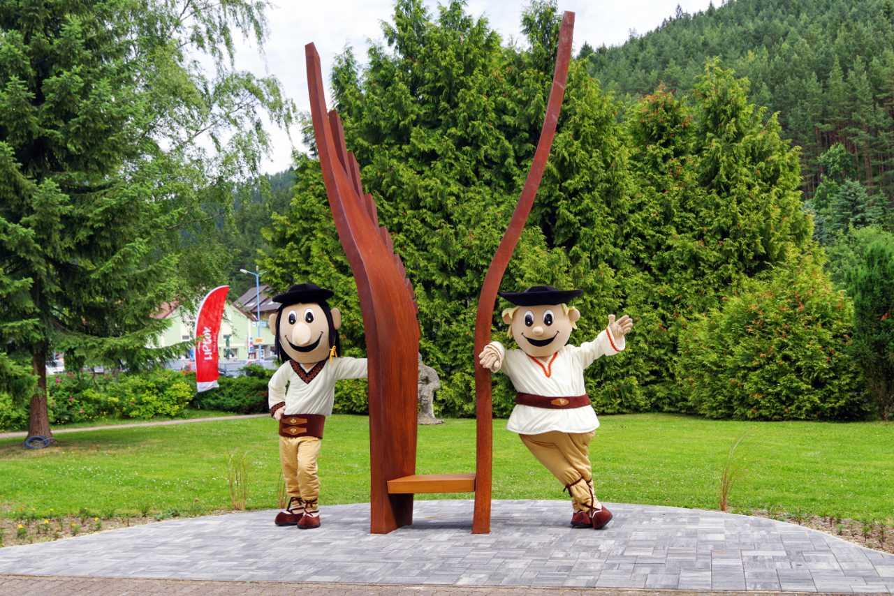 picture Tárajko a Popletajka  v AQUA-VITAL Parku