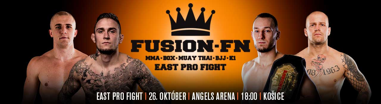 picture East PRO Fight - Fusion FN 21