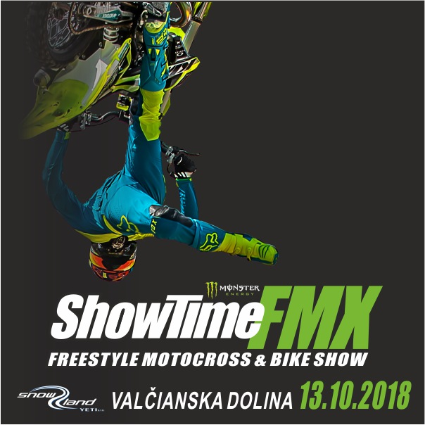 picture SHOWTIME FMX
