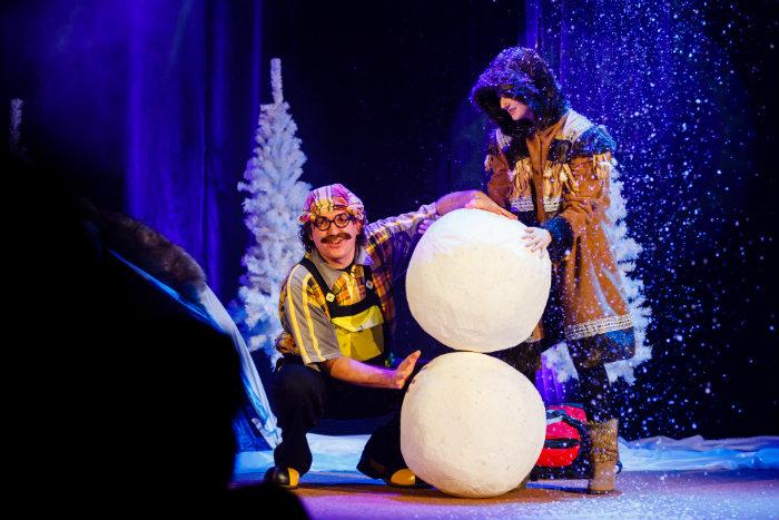 picture Cesta na Severný pól - Rozprávkový muzikál