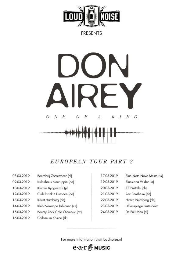 picture DON AIREY & FRIENDS