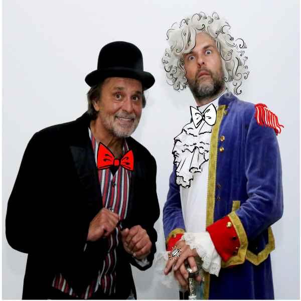 picture Lord Norton a Sluha James (Po dvadsiatich rokoch)