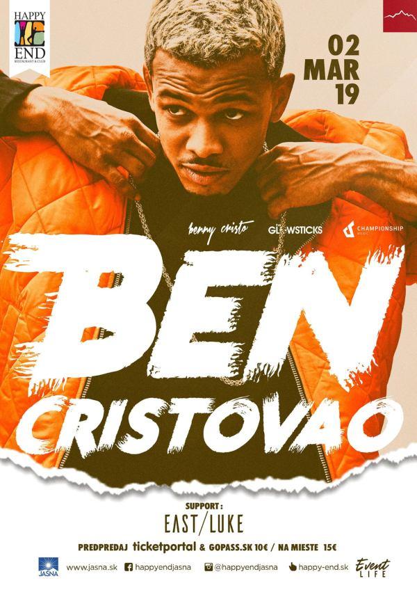 picture Ben Cristovao v Happy Ende