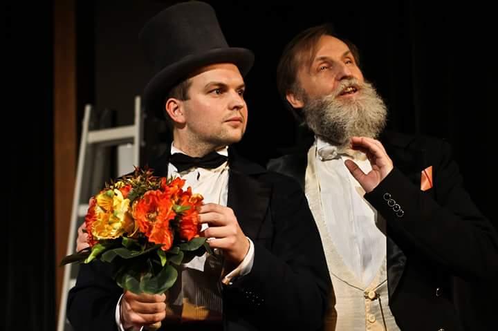 picture Franz Lehár: Gróf z Luxemburgu - opereta