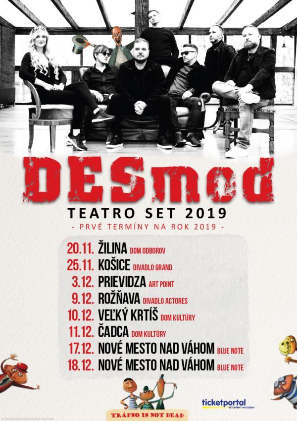 picture Desmod - Teatro Set 2019