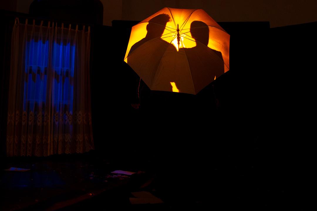 picture LOUIS BRAILLE - divadelné predstavenie