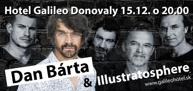 picture Dan Bárta & Illustratosphere