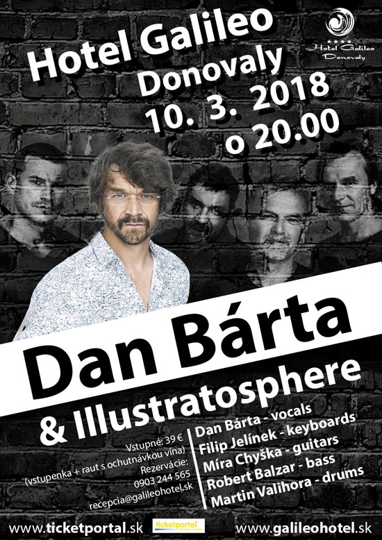 picture Dan Bárta & Illustratosphere