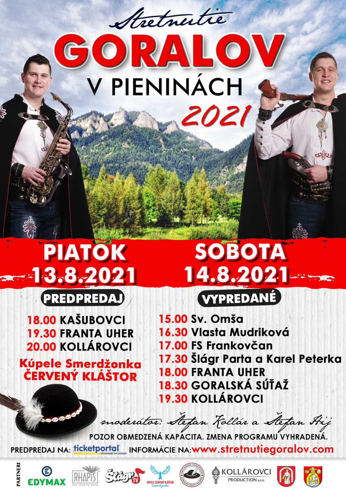 picture STRETNUTIE GORALOV V PIENINÁCH 2021