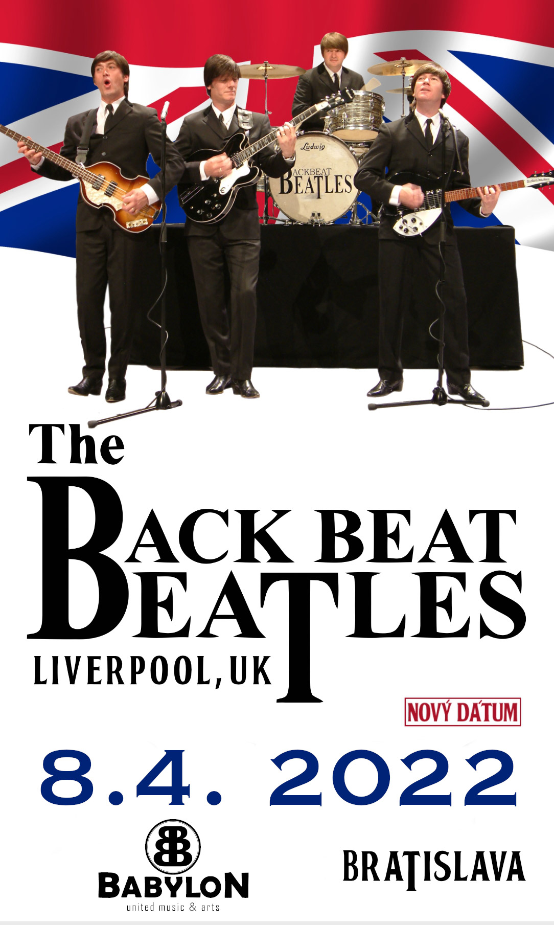 picture The Backbeat Beatles show