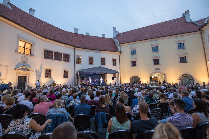 picture David KOLLER na zámku