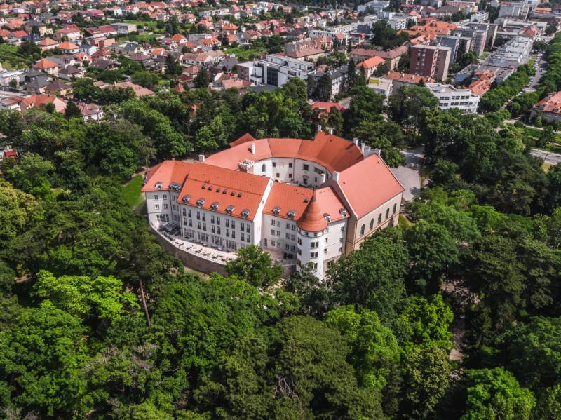 picture Lenka Filipová na zámku