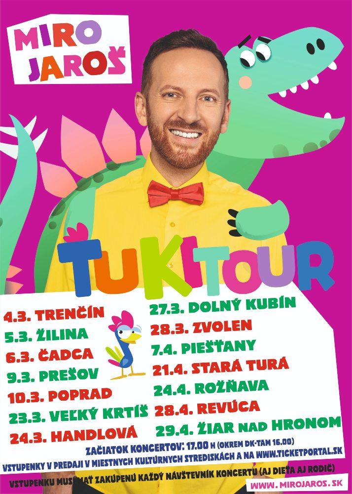 picture Miro Jaroš-ŤUKI TOUR 2020