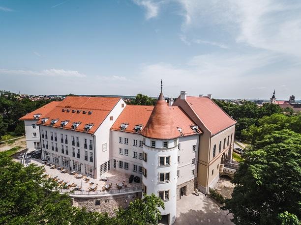 picture DELEGATION na zámku
