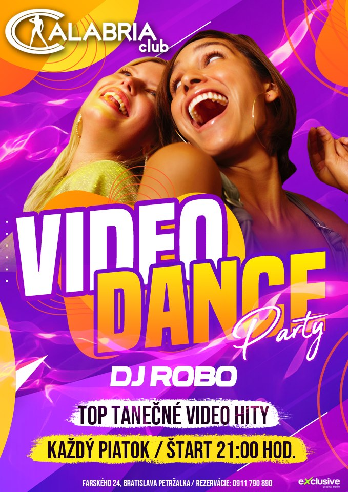 picture VIDEO DISCO PARTY