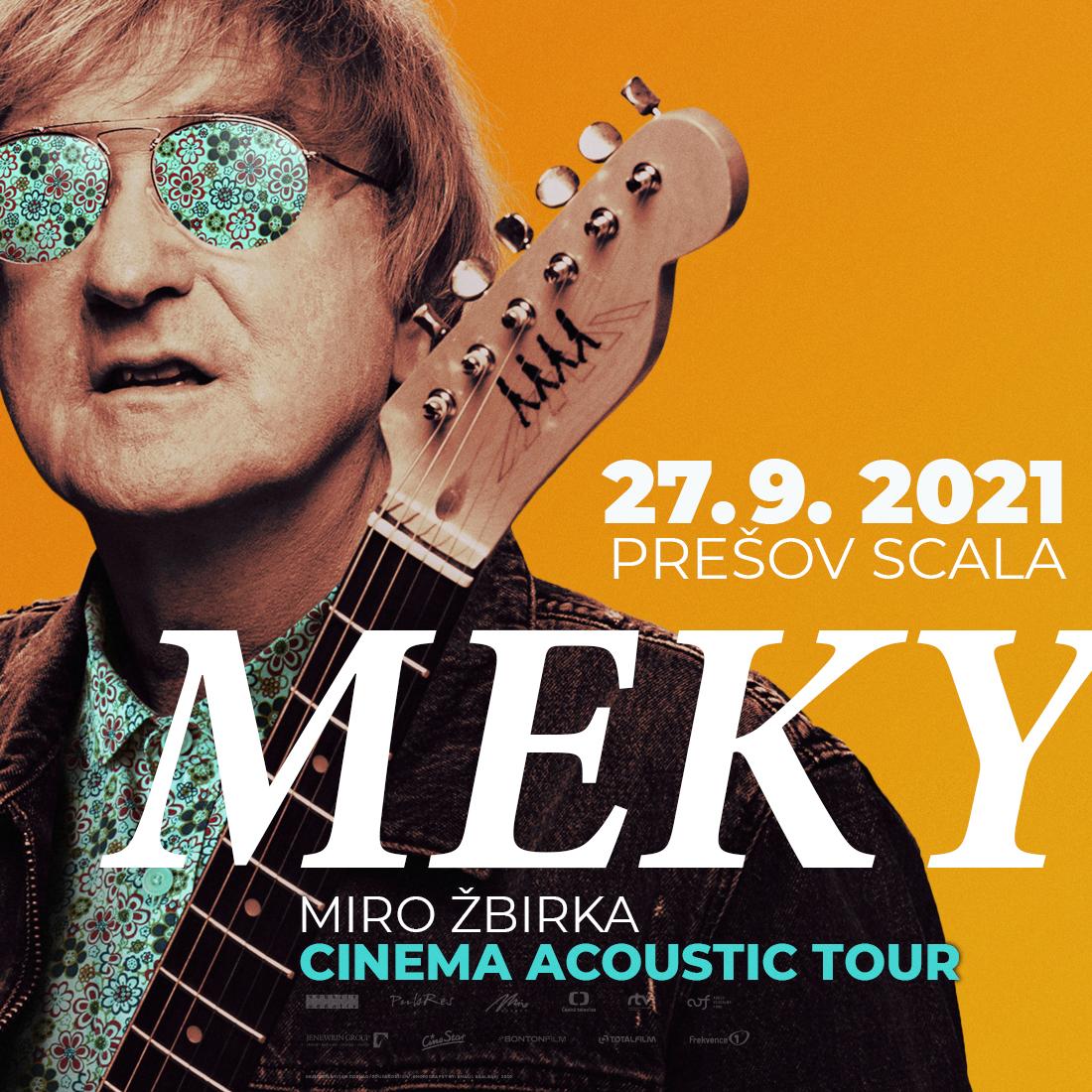 picture Miro Žbirka Cinema Acoustic Tour