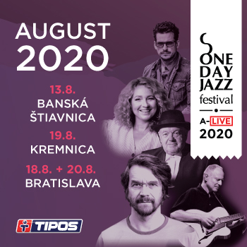 picture ONE DAY JAZZ FESTIVAL LETO 2020