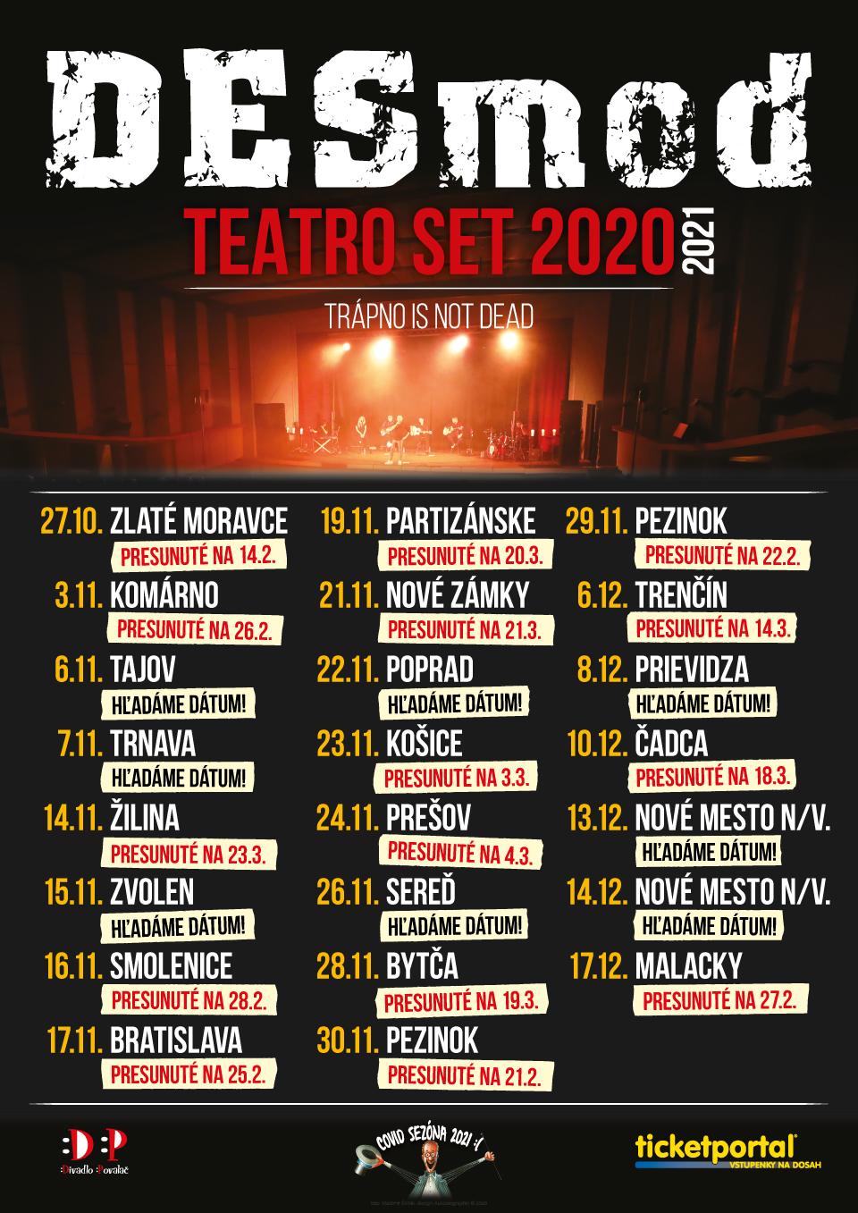 picture Desmod - Teatro Set 2021