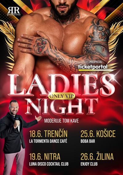 picture ONLY VIP LADIES NIGHT!