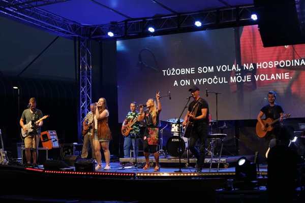 picture Gospelový koncert dvoch skupín TYMY a FRENDI