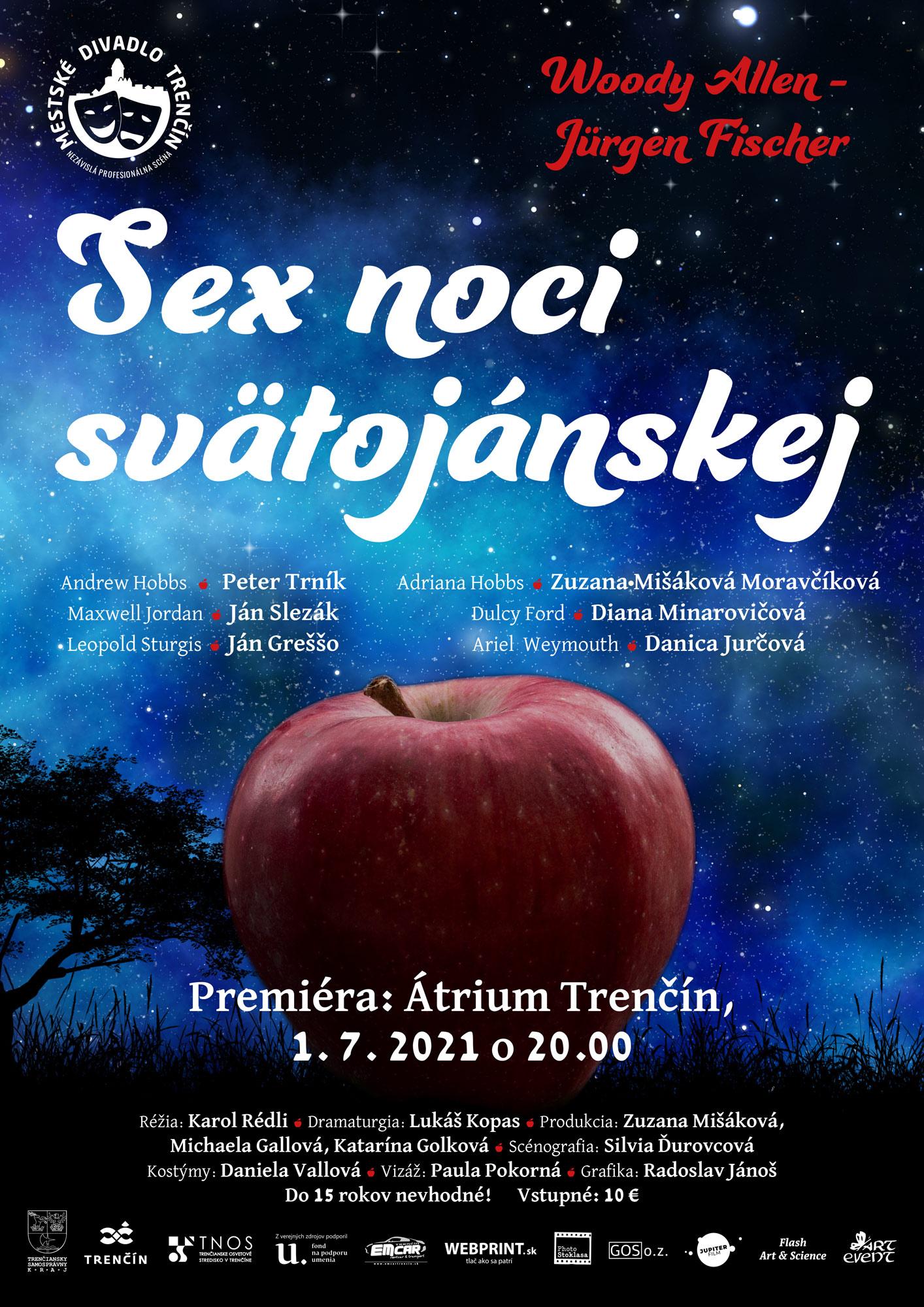 picture Woody Allen: Sex noci svätojánskej