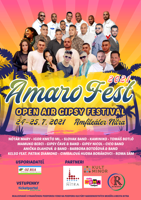 picture Amaro Fest 2021 - open air gipsy festival