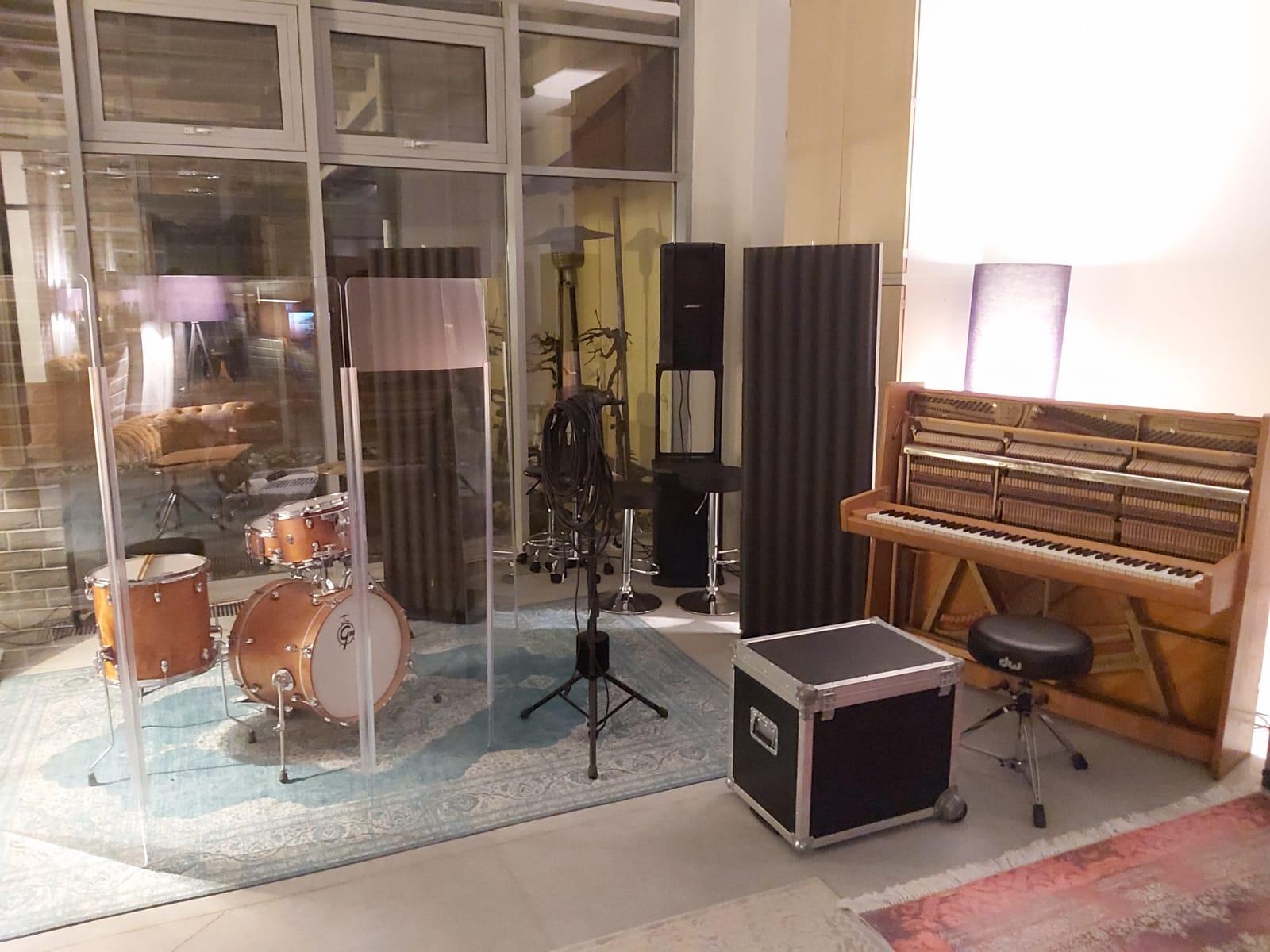 picture Double Head Music Clinic - Markus Reuter