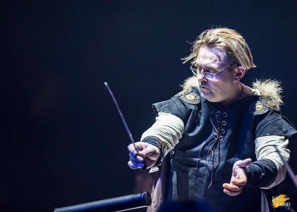 picture LORDS OF THE SOUND s programom «Music is coming»