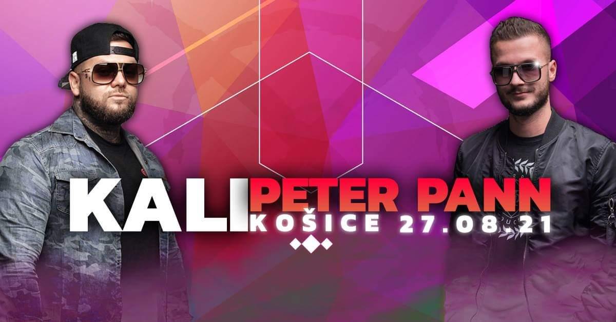 picture KALI & PETER PANN - Košice