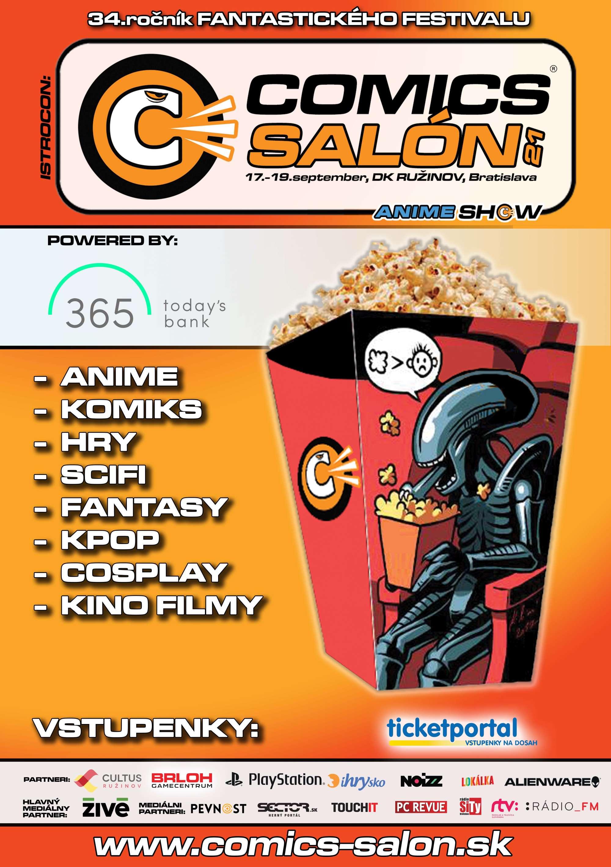picture Comics Salon 21