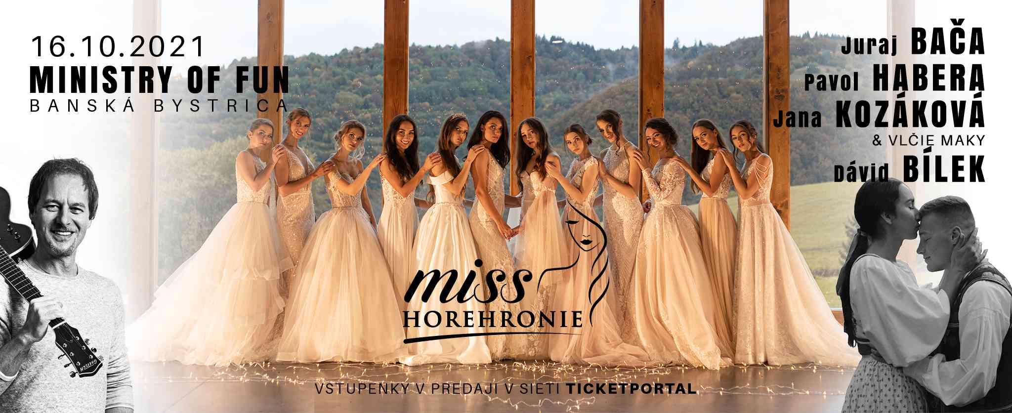 picture MISS HOREHRONIE 20/21