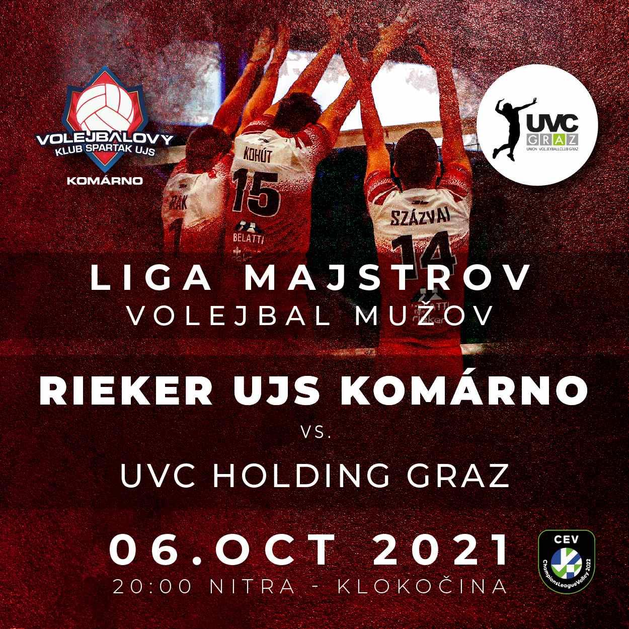 picture Rieker UJS Komárno - UVC HOLDING Graz
