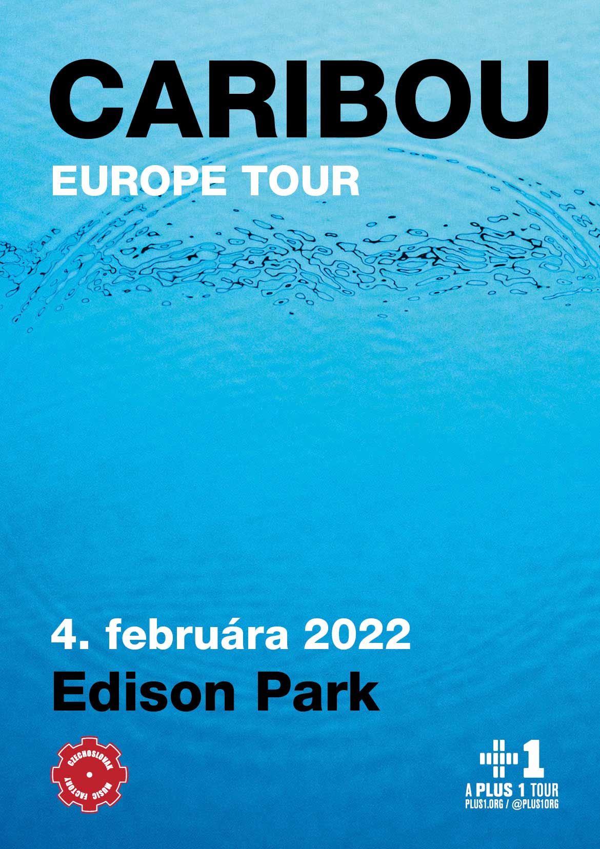 picture CARIBOU EUROPE TOUR
