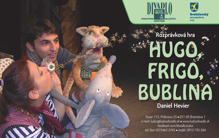 picture Hugo, Frigo, Bublina