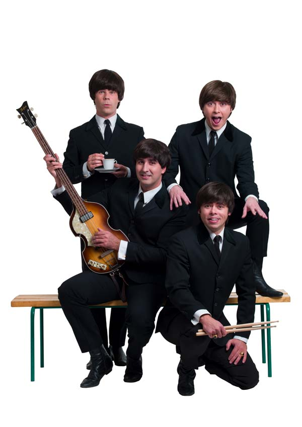 picture BEATLES SHOW - THE BACKWARDS