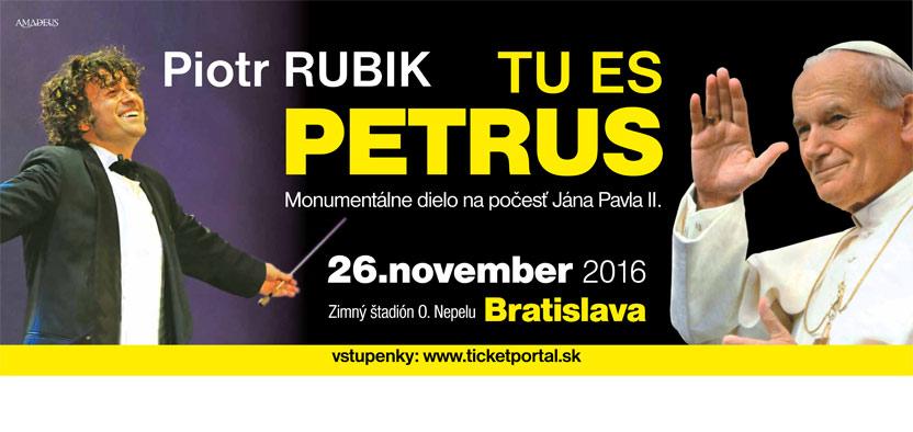 picture Piotr RUBIK - Tu es PETRUS
