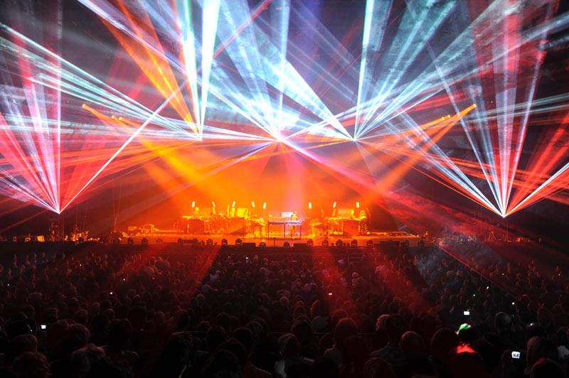 picture JEAN-MICHEL JARRE - Electronica Tour 2016