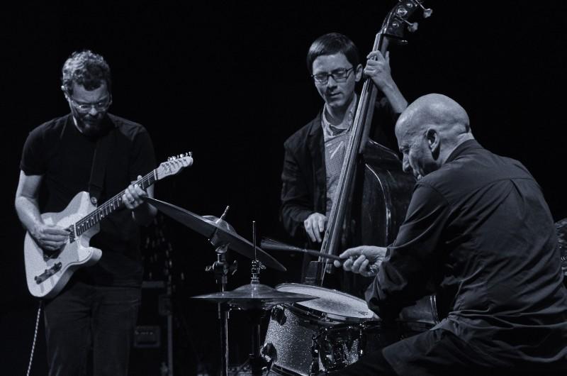 picture Jakob Bro Trio (with Joey Baron and Thomas Morgan)
