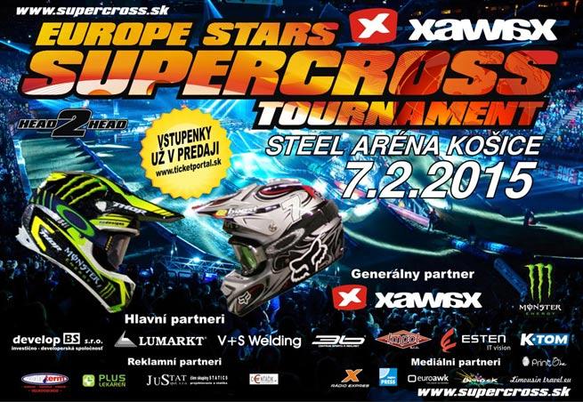 picture XAWAX EUROPE STARS SUPERCROSS TOURNAMENT