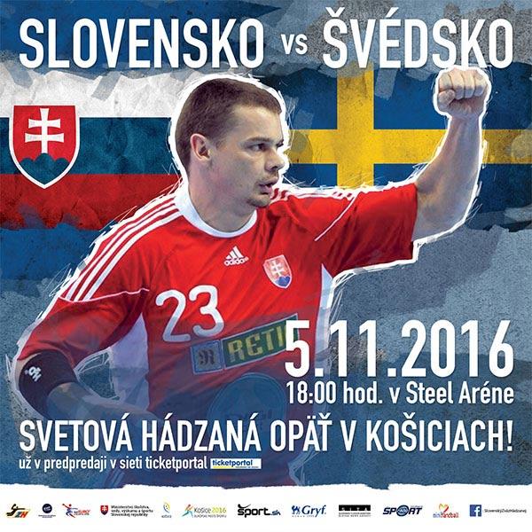 picture Slovensko - Švédsko