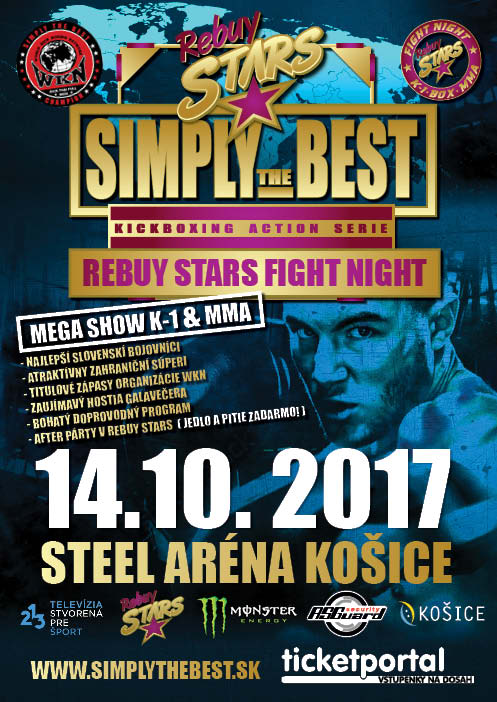 picture Simply the Best – Rebuy Stars Fight Night