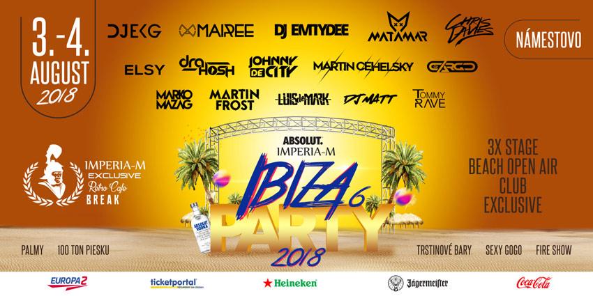 picture IBIZA PARTY 2018 IMPERIA-M