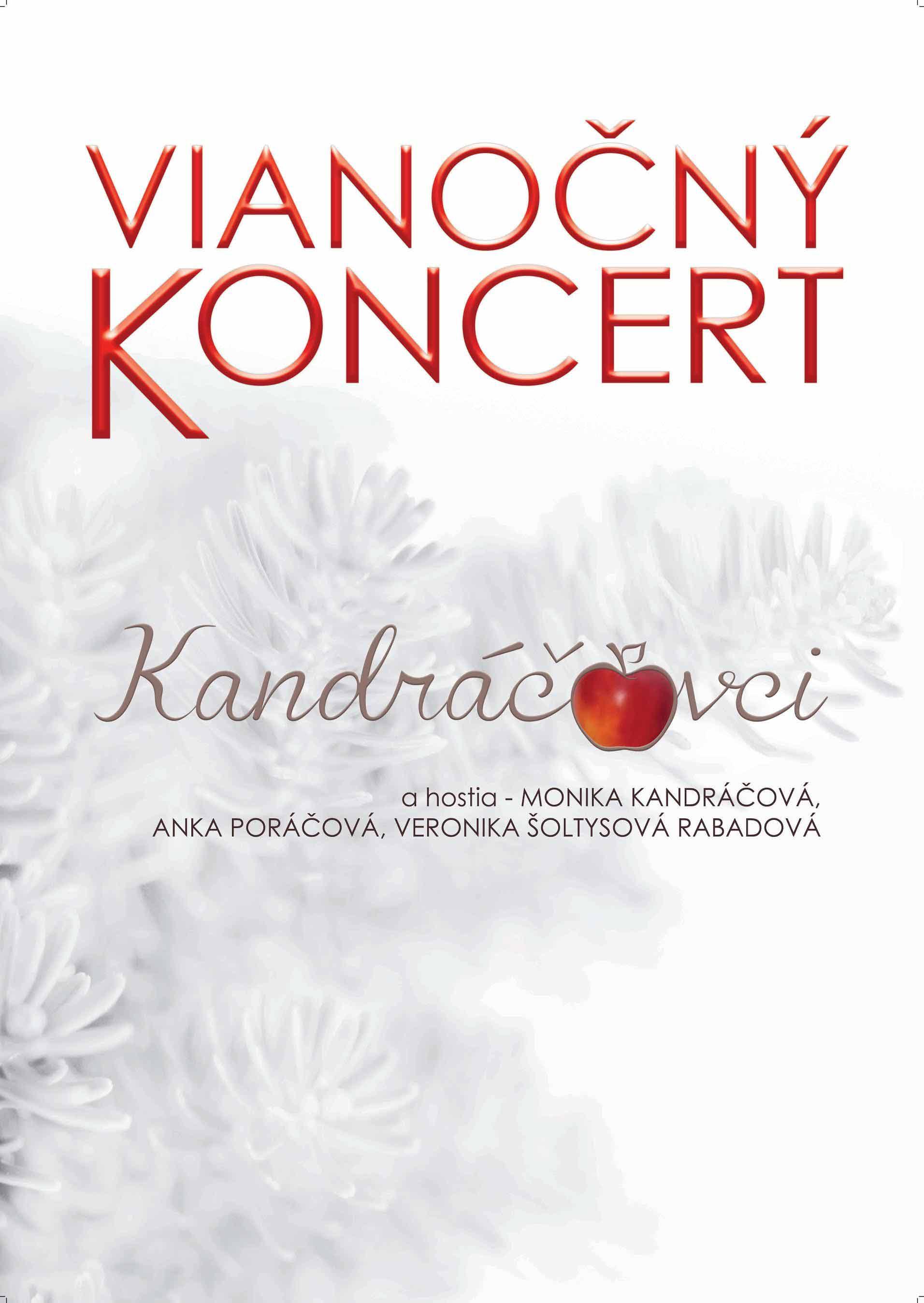 picture KANDRÁČOVCI - Vianočný koncert