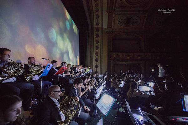 picture KONCERT FILMOVEJ HUDBY - Pražský filmový orchester