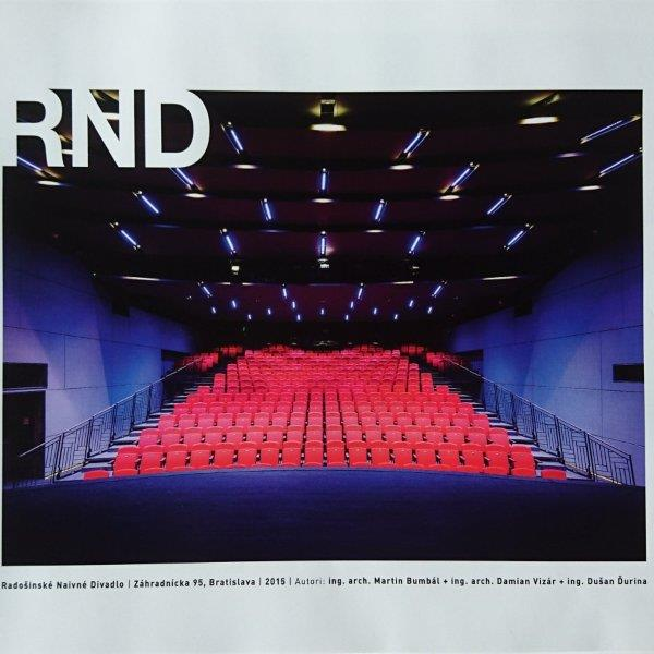 Radošinské naivné divadlo, Bratislava